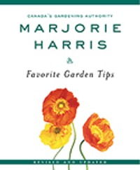 Favourite Garden Tips, by Marjorie Harris