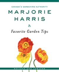 Favourite Garden Tips, by Marjorie Harris