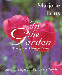 In The Garden, by Marjorie Harris