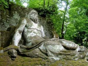 Sacro Bosco Villa Orsini